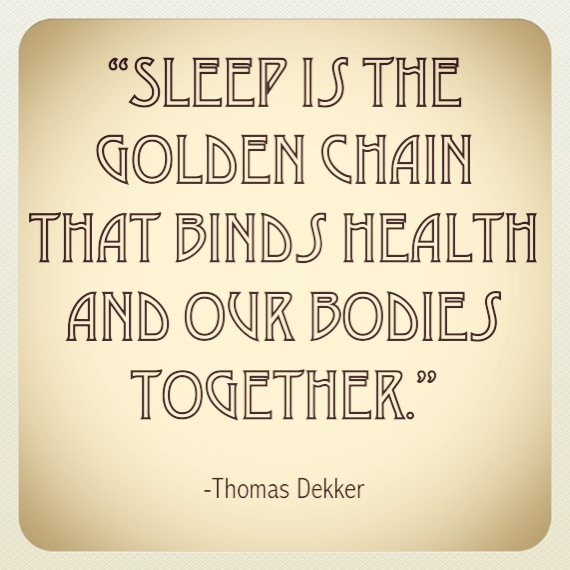 sleep-is-the-golden-chain-quote